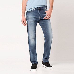 Jeans Stretchy Regular Waist