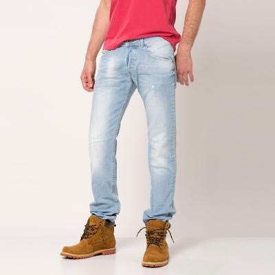 Jeans Tapered Regular Waist