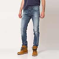 Jeans Stretch Regular Waist