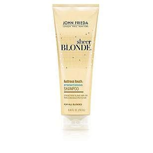 Shampoo Fortalecedor Cabello Rubio