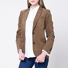 Blazer Terciopelo Tweed