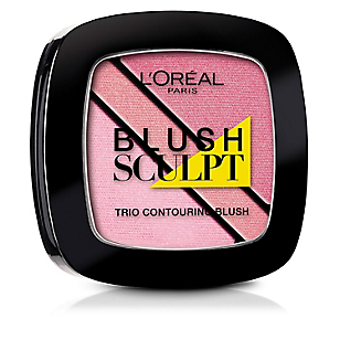 Rubor Infallible Blush Sculpt Trio 101 Soft