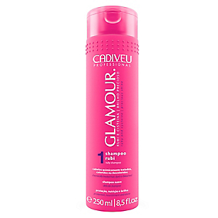 Shampoo Ruby 250 ml Glamour