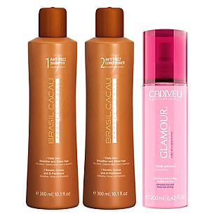 Pack Shampoo + Acondicionador + Anti Frizz