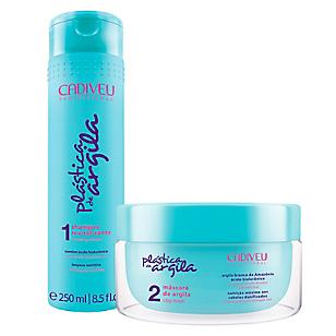 Pack Shampoo Revitalizante + Máscara de Argila