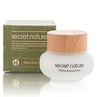 Crema Hidratante Facial Secret Nature Jeju