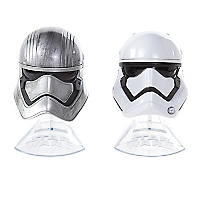 Black Series Die Cast Helmet
