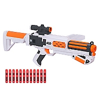 Sw E7 Rp Villain Trooper White Class Ii Blaster