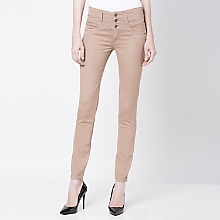 Jeans Tiro Medio Juvenil