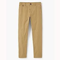 Pantalón Chino Straight-Fit Algodón