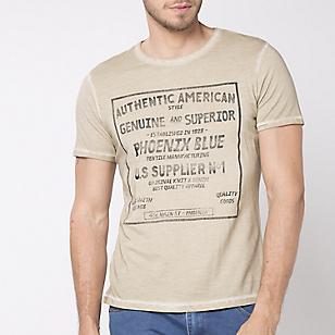 Camiseta Delavado Texto