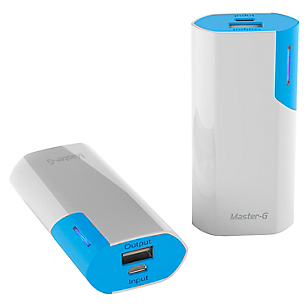 Cargador Batería Power Bank UC520WB