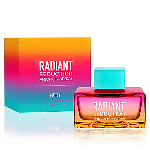 Blue Seduction Radiant for Women EDT 100 ML