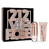 Set 212 Vip Rosé EDP 80 ML +Body Lotion 100 ML