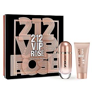 Set 212 Vip Rosé EDP 80 ML +Body Lotion 100 ML