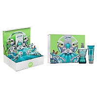 Set Le Male EDT 125 ML + Shower Gel 75 ML