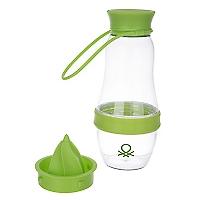 Botella de Agua 600 ml Verde