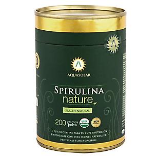 Suplemento Vitamínico Spirulina Nature