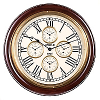 Reloj Bronce Antique