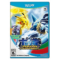 Pokken Tournament And Card Wii U