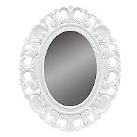 Espejo con Moldura Ovalado