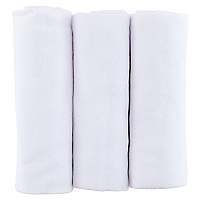 Pack x 3 Pañal Blanco