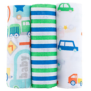 Pack x 3 Pañal Niño