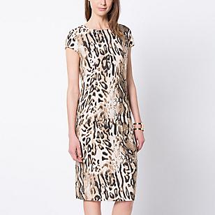Vestido Diseño Leopardo