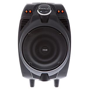 Parlante Karaoke Hogar SP-08BT Negro