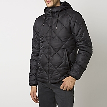 Parka Quilt con Capuch�n