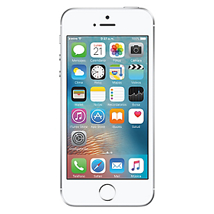 iPhone  SE Silver 64GB Liberado
