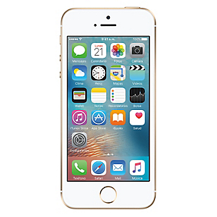 iPhone  SE Gold 64GB Liberado