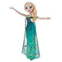 Muñeca Fashion Doll Elsa