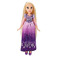 Muñeca Fashion Doll Rapunzel