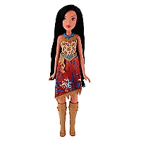 Muñeca Fashion Doll Pocahontas