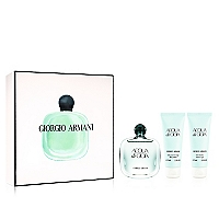 Set Acqua di Gioia EDP 100 ML + Shower Gel 75 ML + Body Lotion 75 ML