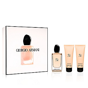 Set SI EDT 100 ML + Shower Gel 75 ML + Body Lotion 75 ML