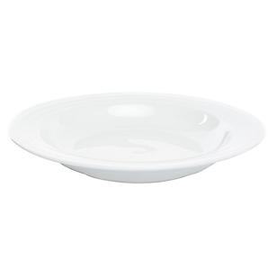 Plato de Sopa Roulette White