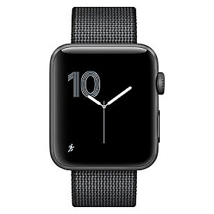Watch 42 mm Negro