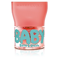 B�lsamo Labial Babylips Balm & Blush Lip-Cheek Nu 1 Innocent Pe