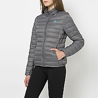 Parka Mujer Gris
