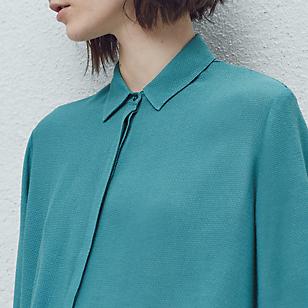 Blusa Fluida Textura
