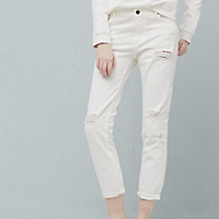 Jeans Relaxed Crop Nancy