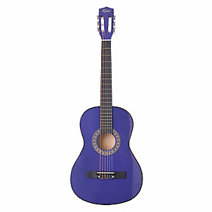 Guitarra Niño Morada