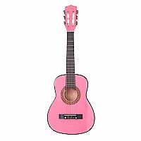 Guitarra Niño  Rosada