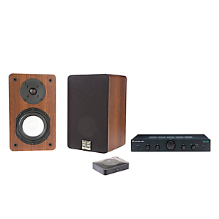 Am5 + Bookshelf Bsw60 + Bluetooth