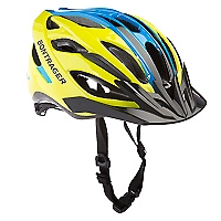 Casco Solstice Youth Negro - Verde