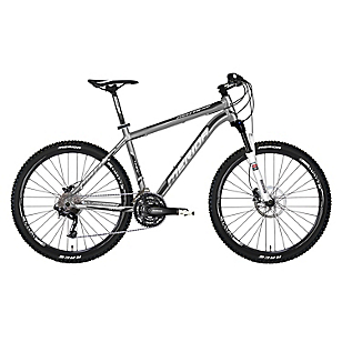 Bicicleta Aro 26 Matts TFS 500 Silver