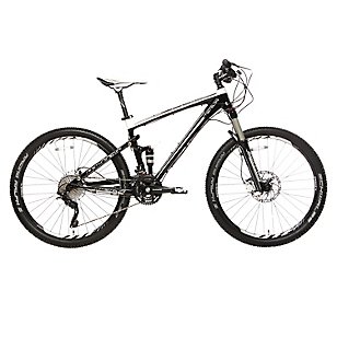 Bicicleta Aro 26 Ninety Nine 900 Negra-Blanca