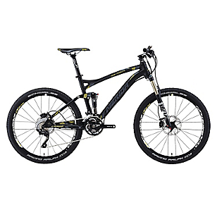 Bicicleta Aro 26 One Twenty 300 Gris-Amarilla